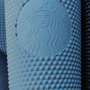 Starbucks Matte Black Fall Tumbler